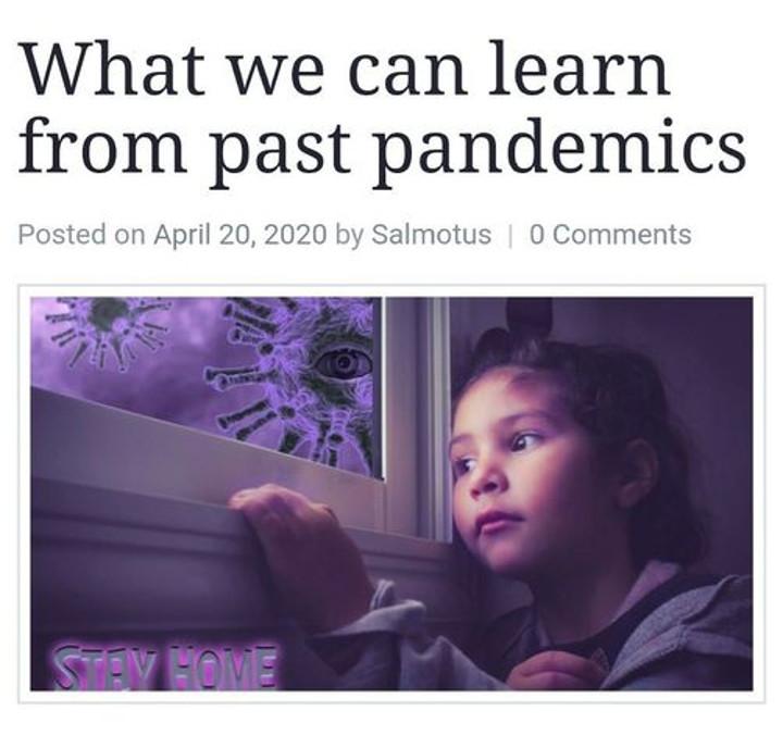 Παρουσίαση επιδημιών